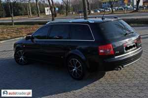 Audi A6 2002 2.5 163 KM
