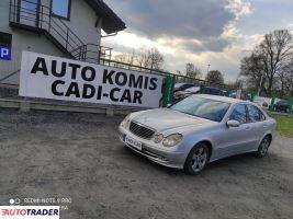 Mercedes E-klasa 2002 2.1 150 KM