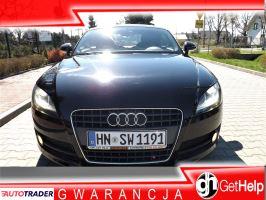 Audi TT 2007 2.0 200 KM