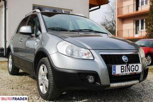 Fiat Sedici - zobacz ofertę