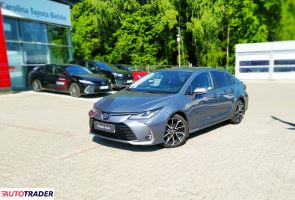 Toyota Corolla - zobacz ofertę