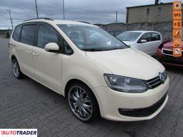 Volkswagen Sharan - zobacz ofertę