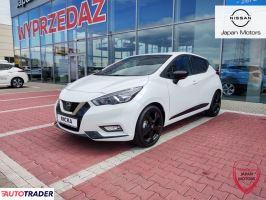 Nissan Micra 2020 1.0 100 KM