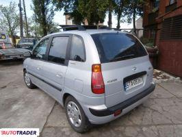Hyundai Matrix 2002 1.5 82 KM