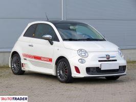 Fiat 500 2008 1.4 99 KM