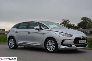 Citroen DS5 2012 1.6 116 KM