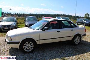 Audi 80 1993 2.0 115 KM