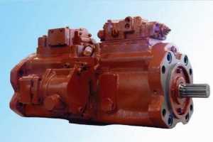KAWASAKI  K3v112DT PUMP Hydraulik