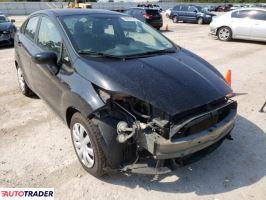 Ford Fiesta 2016 1
