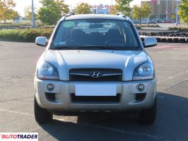 Hyundai Tucson 2009 2.0 139 KM
