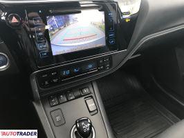 Toyota Auris 2016 1.8 135 KM