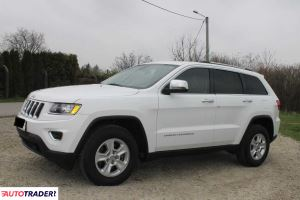 Jeep Grand Cherokee 2014 3.6 287 KM