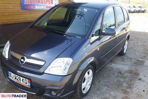 Opel Meriva 2008 1.7 100 KM
