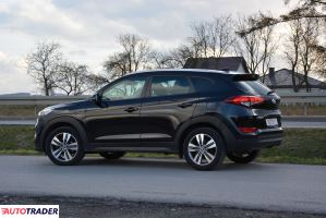 Hyundai Tucson 2018 1.7 116 KM