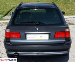 BMW 525 2000 2.5 192 KM