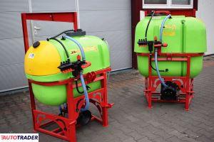 DEMAROL Opryskiwacz 300 litrów lanca 10m