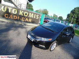 Honda Insight - zobacz ofertę