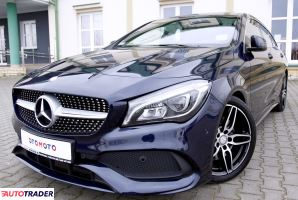 Mercedes CLA 2016 2.0 210 KM