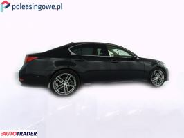 Lexus GS 2015 2.5 181 KM