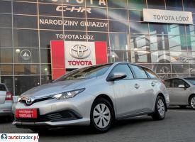 Toyota Auris 1.4 2015r. - zobacz ofertę