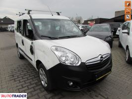 Opel Combo - zobacz ofertę