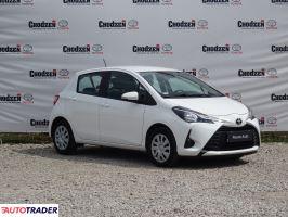 Toyota Yaris 2017 1.0 69 KM