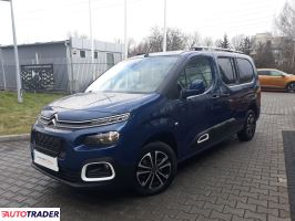 Citroen Berlingo 2019 1.5 130 KM