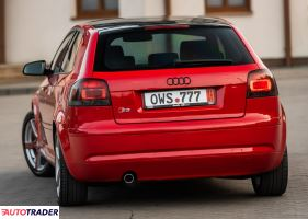 Audi A3 2003 1.6 102 KM