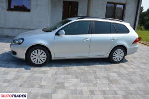 Volkswagen Golf 2013 1.6 105 KM