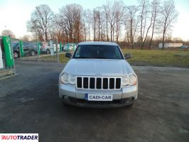 Jeep Grand Cherokee 2007 3.7 214 KM