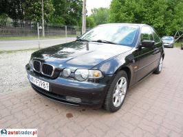 BMW 320 E46 320TD COMPACT AUTOMAT 2.0 2003r. - zobacz ofertę