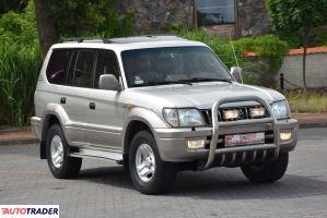 Toyota Land Cruiser - zobacz ofertę