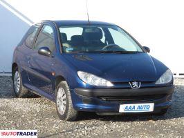 Peugeot 206 2004 1.1 59 KM