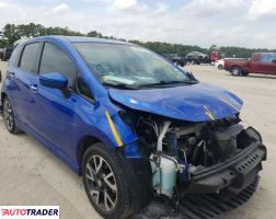 Nissan Note 2016 1