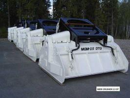Stabilizator gruntu MERI CRUSHER MGM-MJC/RC-8240 DTG 2015r. - zobacz ofertę