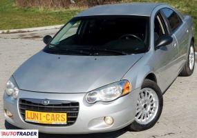 Chrysler Sebring 2005 2.7 203 KM