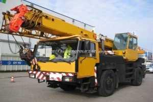 Liebherr LTM 1030-1 - zobacz ofertę