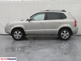 Hyundai Tucson 2007 2.0 139 KM