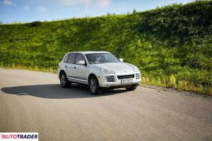 Porsche Cayenne - zobacz ofertę