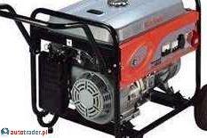 Agregat  prądotwórczy STE 5500 - zobacz ofertę
