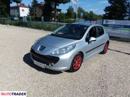 Peugeot 207 2007 1.6 90 KM