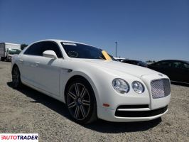 Bentley Continental Flying Spur 2016 4