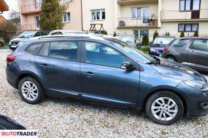 Renault Megane 2015 1.5 110 KM