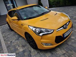 Hyundai Veloster 2012 1.6 140 KM