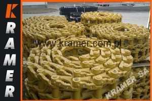 Do maszyn budowlanych Łańcuch łańcuchy gąsienicy KOMATSU PC360 (track chain),     PLN
