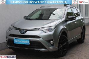 Toyota RAV 4 2018 2.5 197 KM