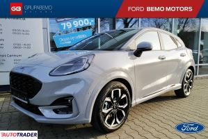 Ford Puma - zobacz ofertę