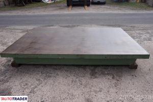 Stół traserski gładki 2000x3000  mm Grubość 330 mm - zobacz ofertę