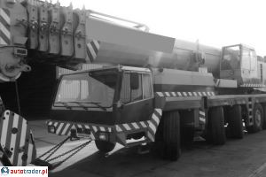 Liebherr LTM 1160-2 - zobacz ofertę