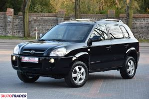 Hyundai Tucson 2006 2.0 141 KM